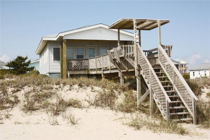 Dawson House 2501 West Beach Drive - Image 1 - Oak Island - rentals