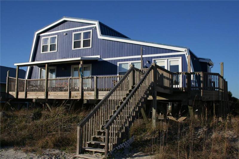 Divine Intervention 611 East Beach Drive - Image 1 - Oak Island - rentals