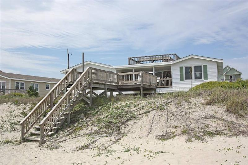 Double Exposure West 3021 West Beach Drive - Image 1 - Oak Island - rentals