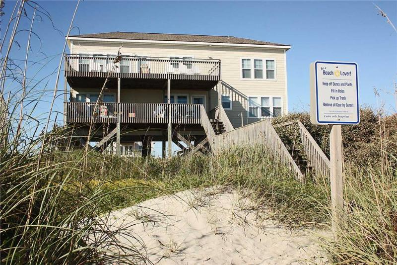 Due South 1715 West Beach Drive - Image 1 - Oak Island - rentals