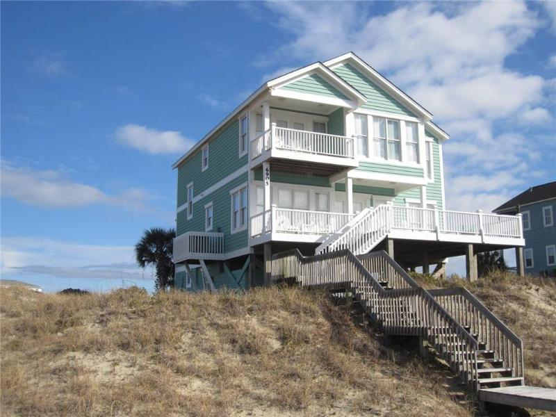 Dune It Again 6905 Kings Lynn Drive - Image 1 - Oak Island - rentals