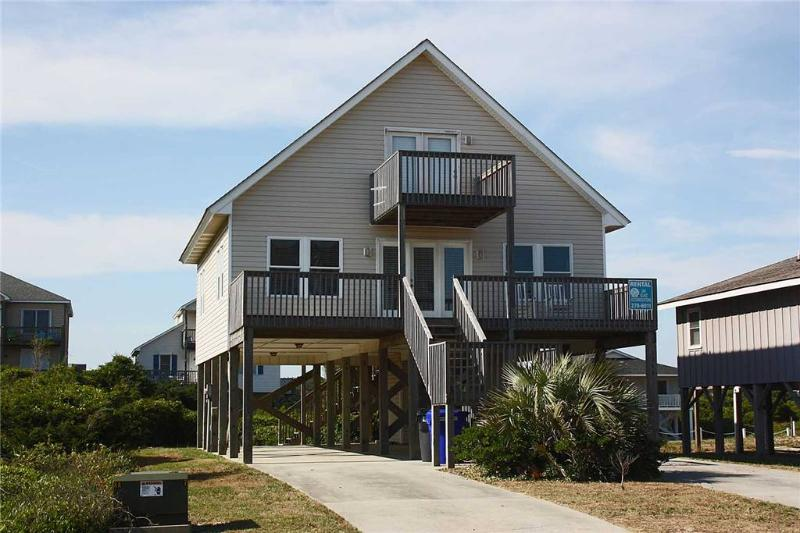 Five Sons 1716 West Beach Drive - Image 1 - Oak Island - rentals