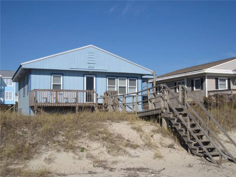 Four Seasons 2313 West Beach Drive - Image 1 - Oak Island - rentals