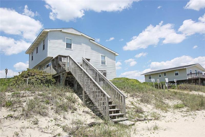 Freezes Sun 4801 West Beach Drive - Image 1 - Oak Island - rentals