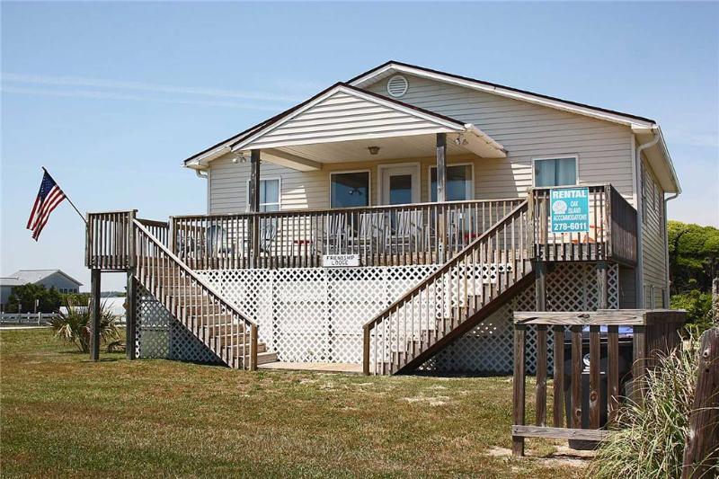 Friendship Lodge 5428 West Beach Drive - Image 1 - Oak Island - rentals