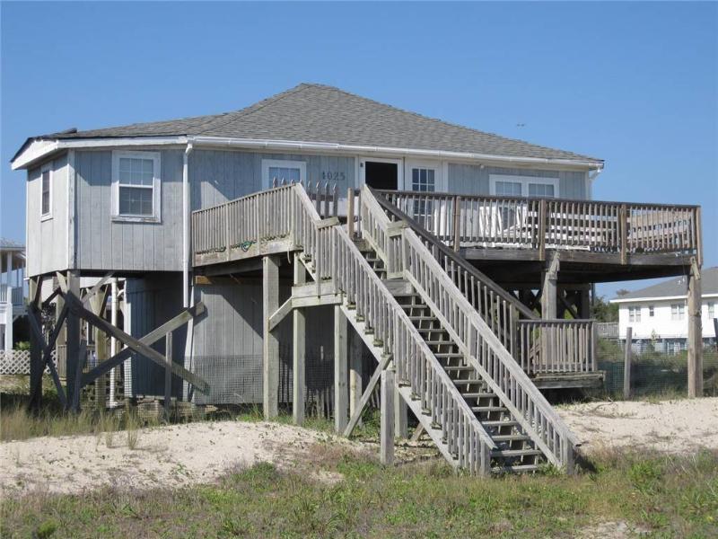 Heather Leigh 4025 East Beach Drive - Image 1 - Oak Island - rentals