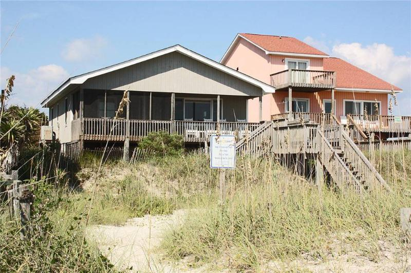 Holiday House 1427 East Beach Drive - Image 1 - Oak Island - rentals
