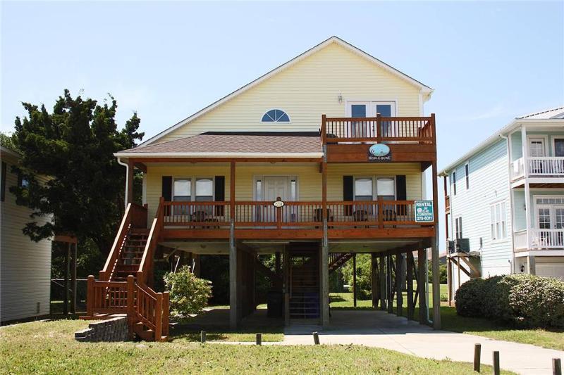 How U Dune 2211 East Pelican Drive - Image 1 - Oak Island - rentals