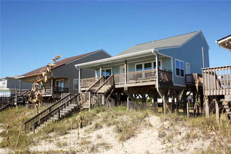 Into The Mystic 503 West Beach Drive - Image 1 - Oak Island - rentals