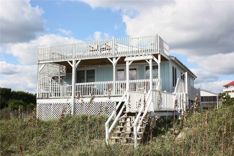 Jolly Whaler  2357 West Beach Drive - Image 1 - Oak Island - rentals