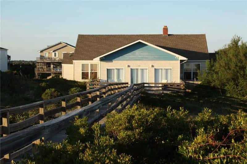Just A Beach Cottage 419 Caswell Beach Rd. - Image 1 - Caswell Beach - rentals