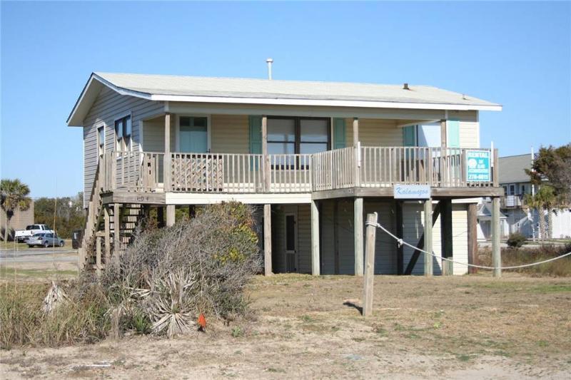 Kalamazoo 104 East Beach Drive - Image 1 - Oak Island - rentals