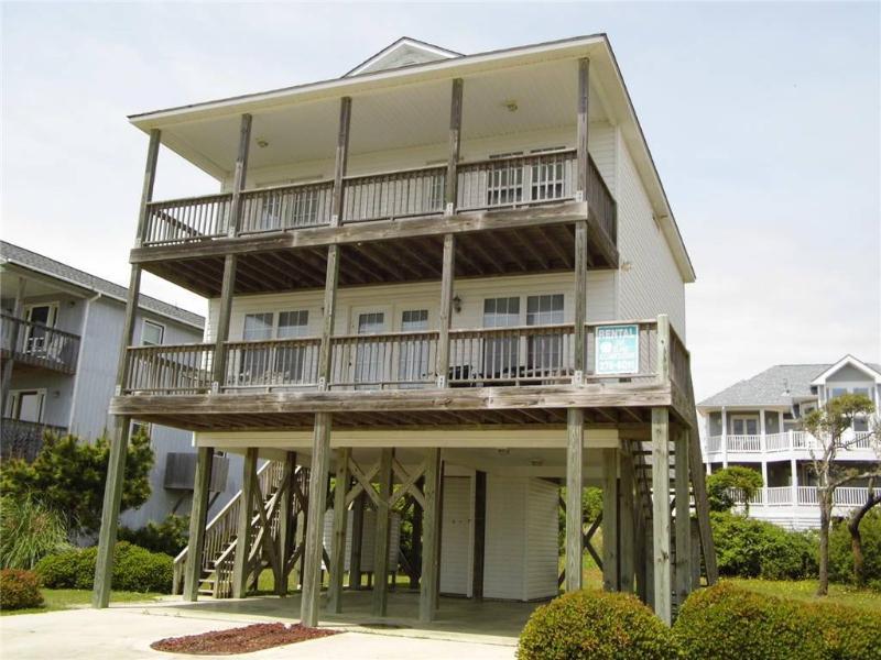 Kelly Dawn 1102 Ocean Dr - Image 1 - Oak Island - rentals