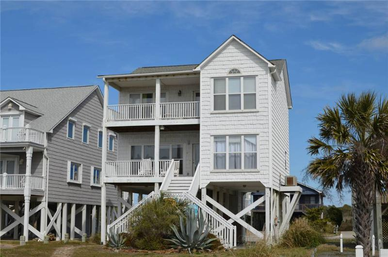 Key Rest 724 West Beach Drive - Image 1 - Oak Island - rentals