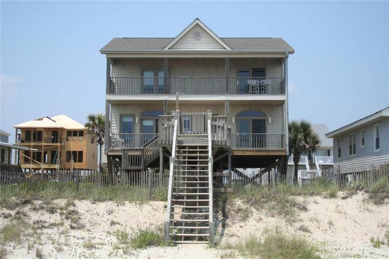 Kure All   2017 West Beach Drive - Image 1 - Oak Island - rentals