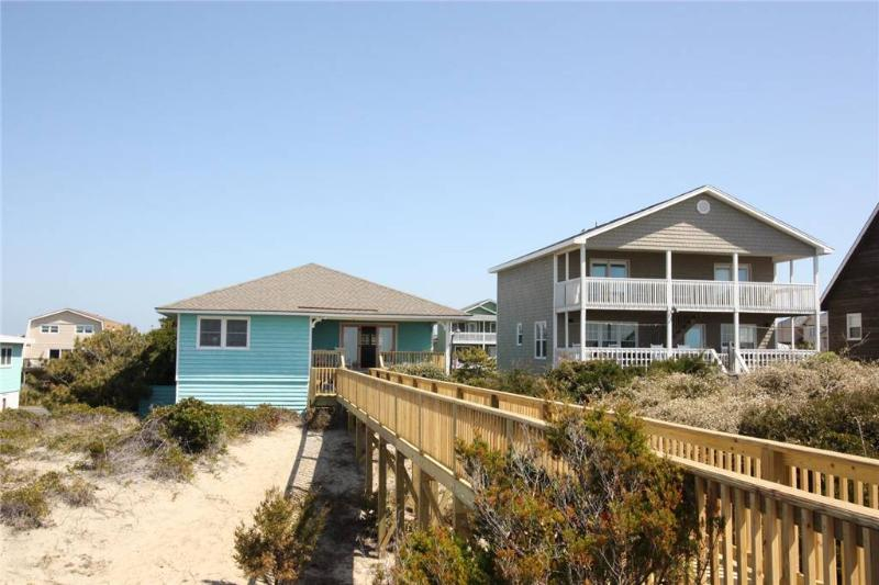 Lagniappe 311 Caswell Beach Road - Image 1 - Caswell Beach - rentals