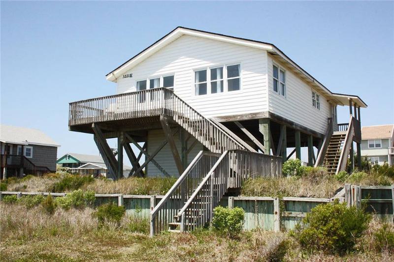 Lucky Duck 3221 East Beach Dr. - Image 1 - Oak Island - rentals