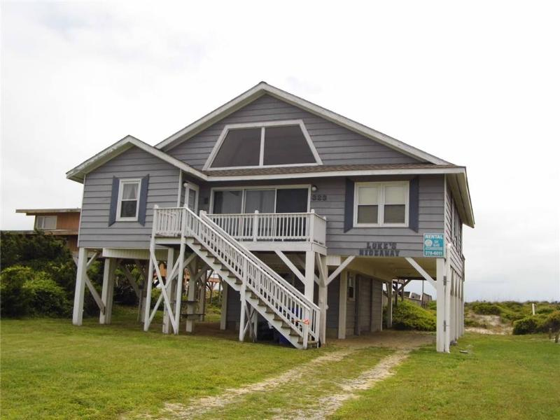Lukes Hideaway  323 Caswell Beach Road - Image 1 - Caswell Beach - rentals