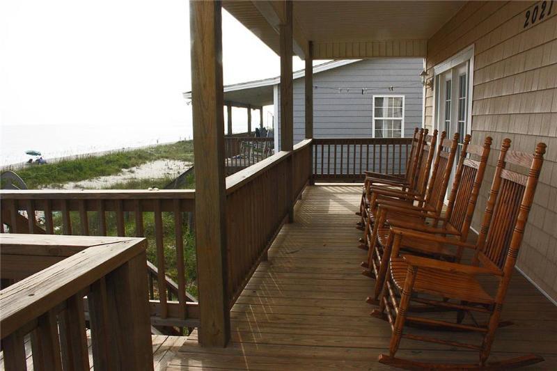 Lyndhurst  2021 West Beach Drive - Image 1 - Oak Island - rentals