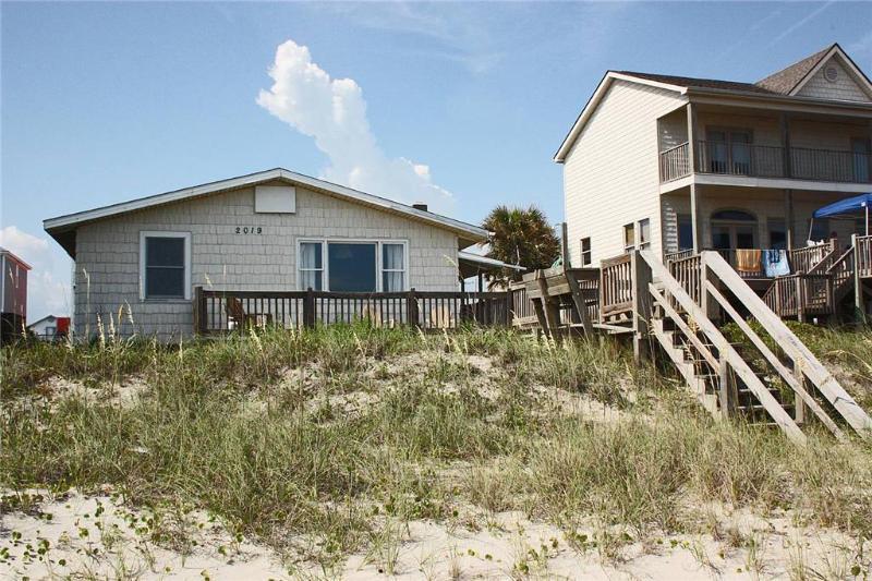 Mr Beach  2019 West Beach Drive - Image 1 - Oak Island - rentals