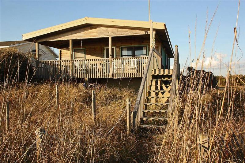 Off Belay !  1301 West Beach Dr. - Image 1 - Oak Island - rentals