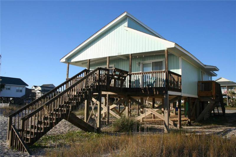 Our Place At The Beach 623 East Beach Drive - Image 1 - Oak Island - rentals