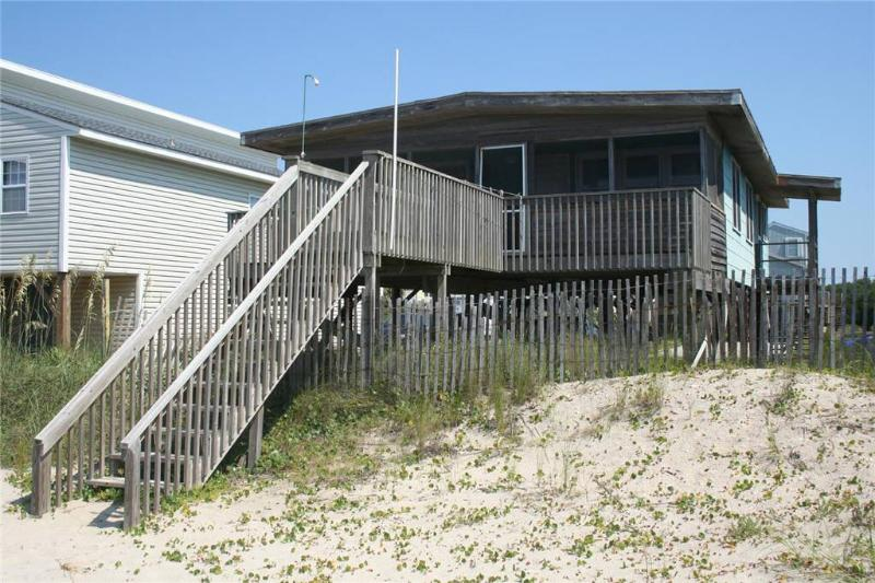 Oyster Catcher  225 West Beach Drive - Image 1 - Oak Island - rentals