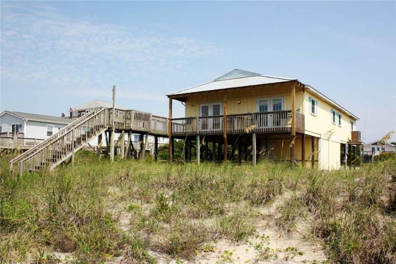 Pelican Flight 7701 East Beach Drive - Image 1 - Oak Island - rentals
