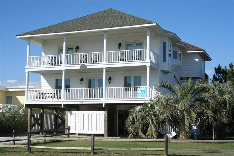 Picayne  416 Caswell Beach Rd - Image 1 - Caswell Beach - rentals