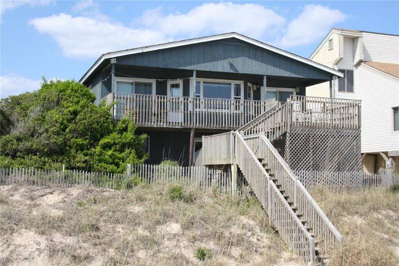 Plane To Sea  3911 West Beach Drive - Image 1 - Oak Island - rentals