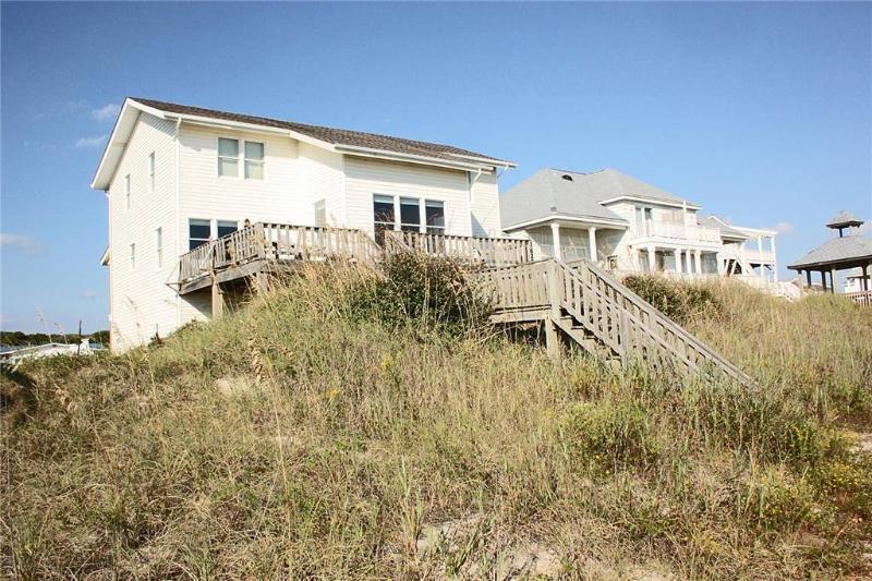Plantation Lady   1627 E. Beach Drive - Image 1 - Oak Island - rentals