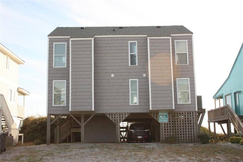 Reflections 711 West Beach Drive - Image 1 - Oak Island - rentals