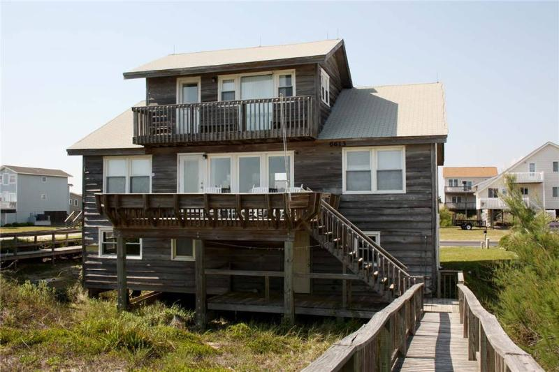 Re-Juvenated   6613 West Beach Dr - Image 1 - Oak Island - rentals