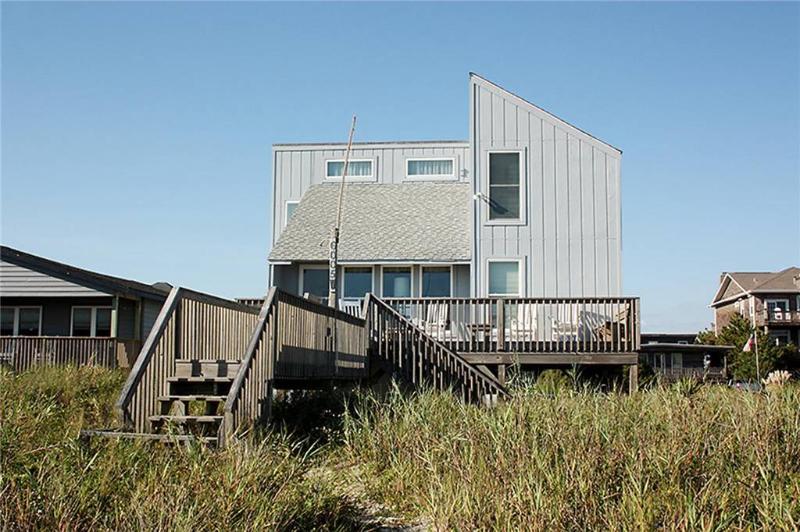 Sand Age 6005 West Beach Drive - Image 1 - Oak Island - rentals