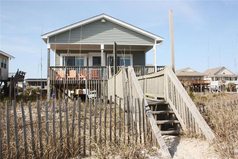 Sandlewood  527 West Beach Drive - Image 1 - Oak Island - rentals