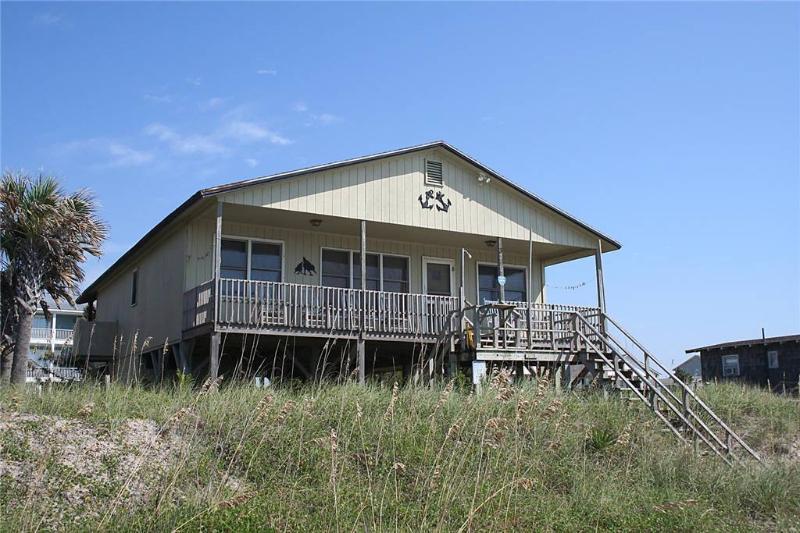 Sandpiper  3319 West Beach Drive - Image 1 - Oak Island - rentals