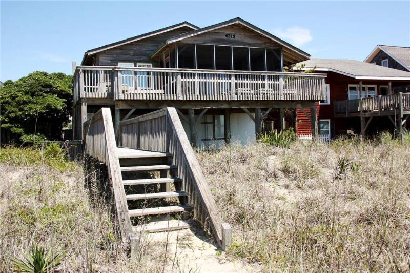 Sea and Stars  6315 West Beach Drive - Image 1 - Oak Island - rentals