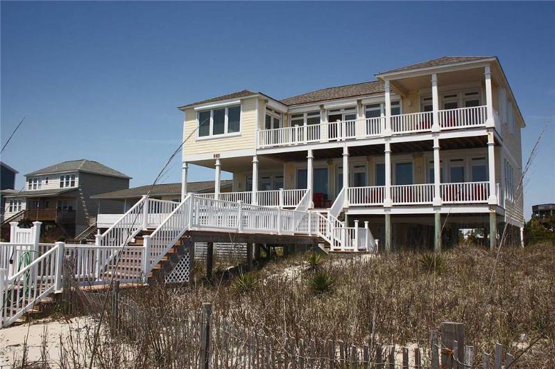 Serenity 6601 W. Beach Drive - Image 1 - Oak Island - rentals