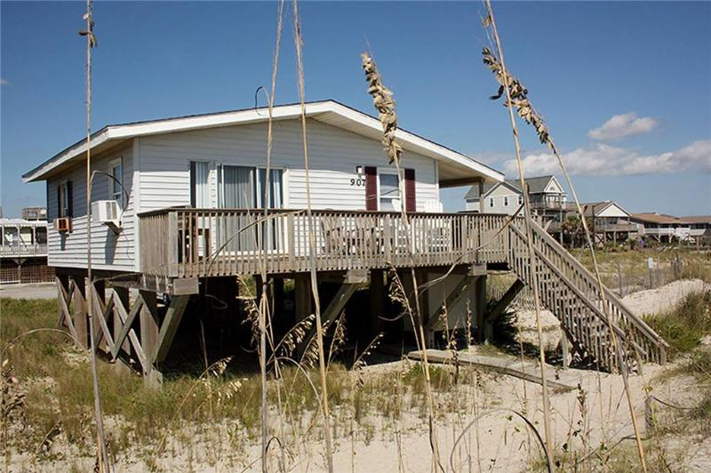 Shellington  907 East Beach Drive - Image 1 - Oak Island - rentals