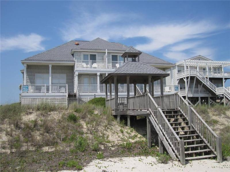 Southern Comfort West 1629 E. Beach Drive - Image 1 - Oak Island - rentals