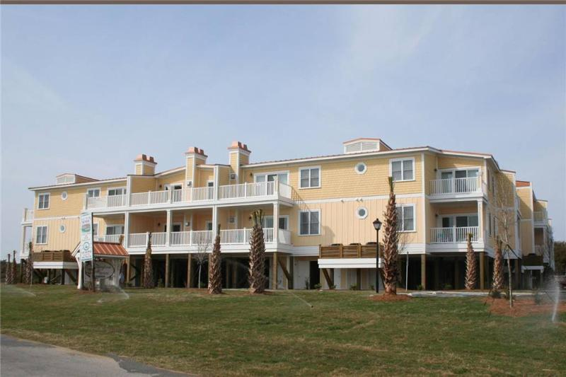 Wait N Sea #108 700 Ocean Drive - Image 1 - Oak Island - rentals