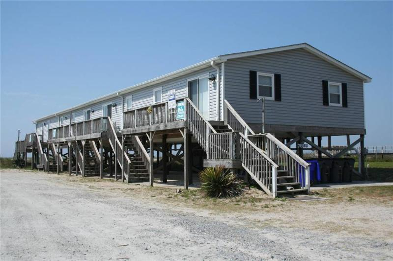 Terry-Lar  Unit#2 7609 East Beach Drive - Image 1 - Oak Island - rentals