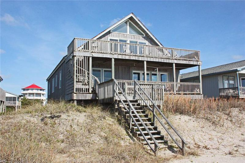 The Tides Down 2353 West Beach Drive - Image 1 - Oak Island - rentals