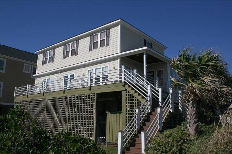 Turtle Soup   123 SE 67th Street - Image 1 - Oak Island - rentals