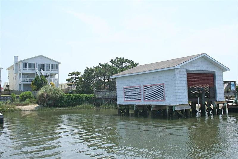 Wright on the Water 1st Floor 5108 W. Bch Dr. - Image 1 - Oak Island - rentals