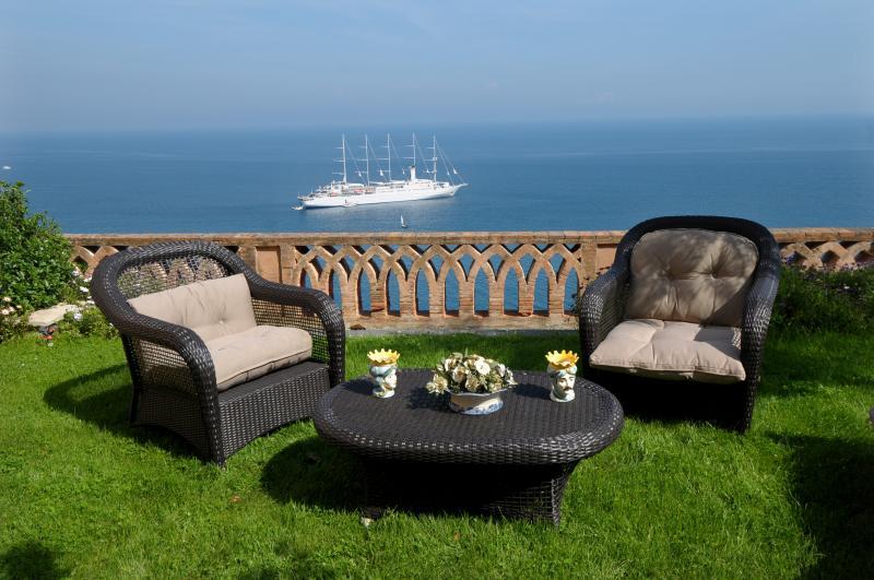 Lantana Luxury house Amalfi garden terrace - Image 1 - Amalfi - rentals