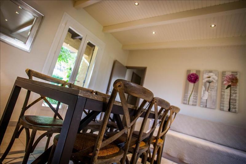"""villa""""acacia"""" très chaleureuse avec très beau jardin à 5min des plages - Image 1 - Calvi - rentals"""