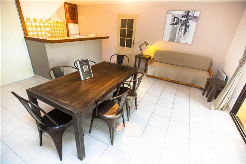 """Bel appartement """"figuier"""", très spacieux avec son grand jardin  à 5min des plage - Image 1 - Calvi - rentals"""
