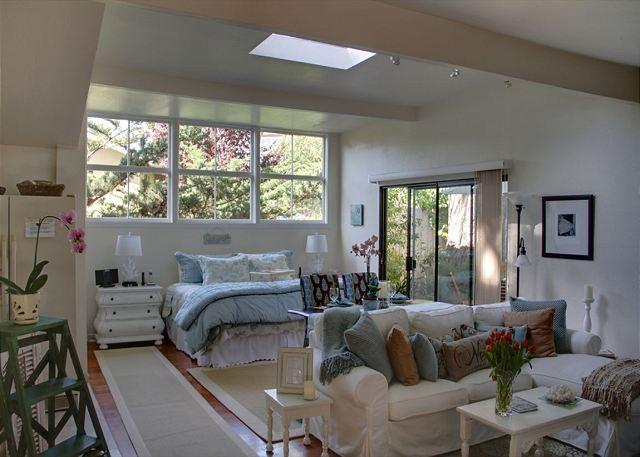 3292 Restful Refuge Guest House ~ Designer Decor, Close to the Beach - Image 1 - Carmel - rentals
