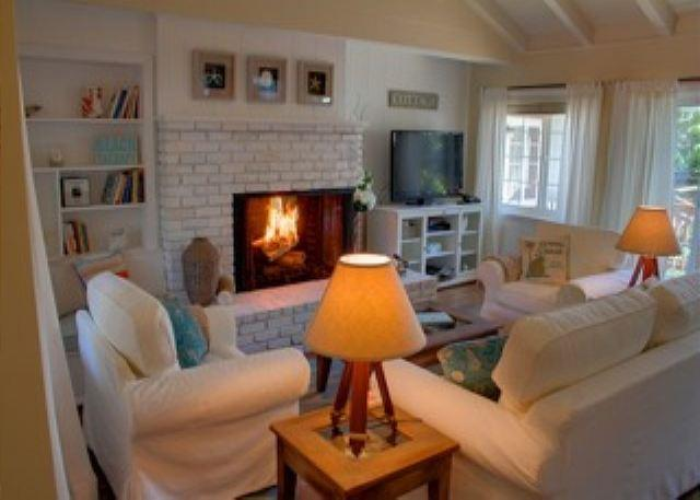"3460 Carmel Point Beach Cottage ~ ""Like a Home in Coastal Living Magazine""! - Image 1 - Carmel - rentals"